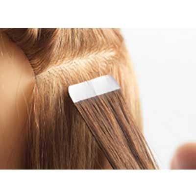 Tape extensions zelf verwijderen