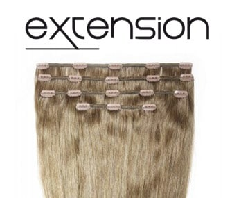 American Dream Clip-In Extensions