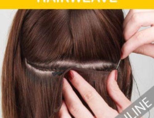 Online cursus Hairweave nu beschikbaar